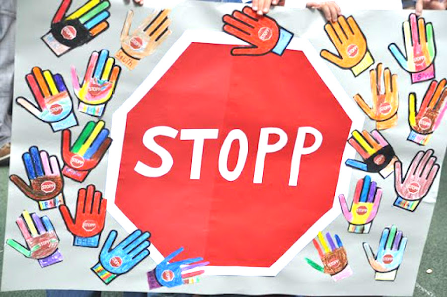 Control emotions with STOPP