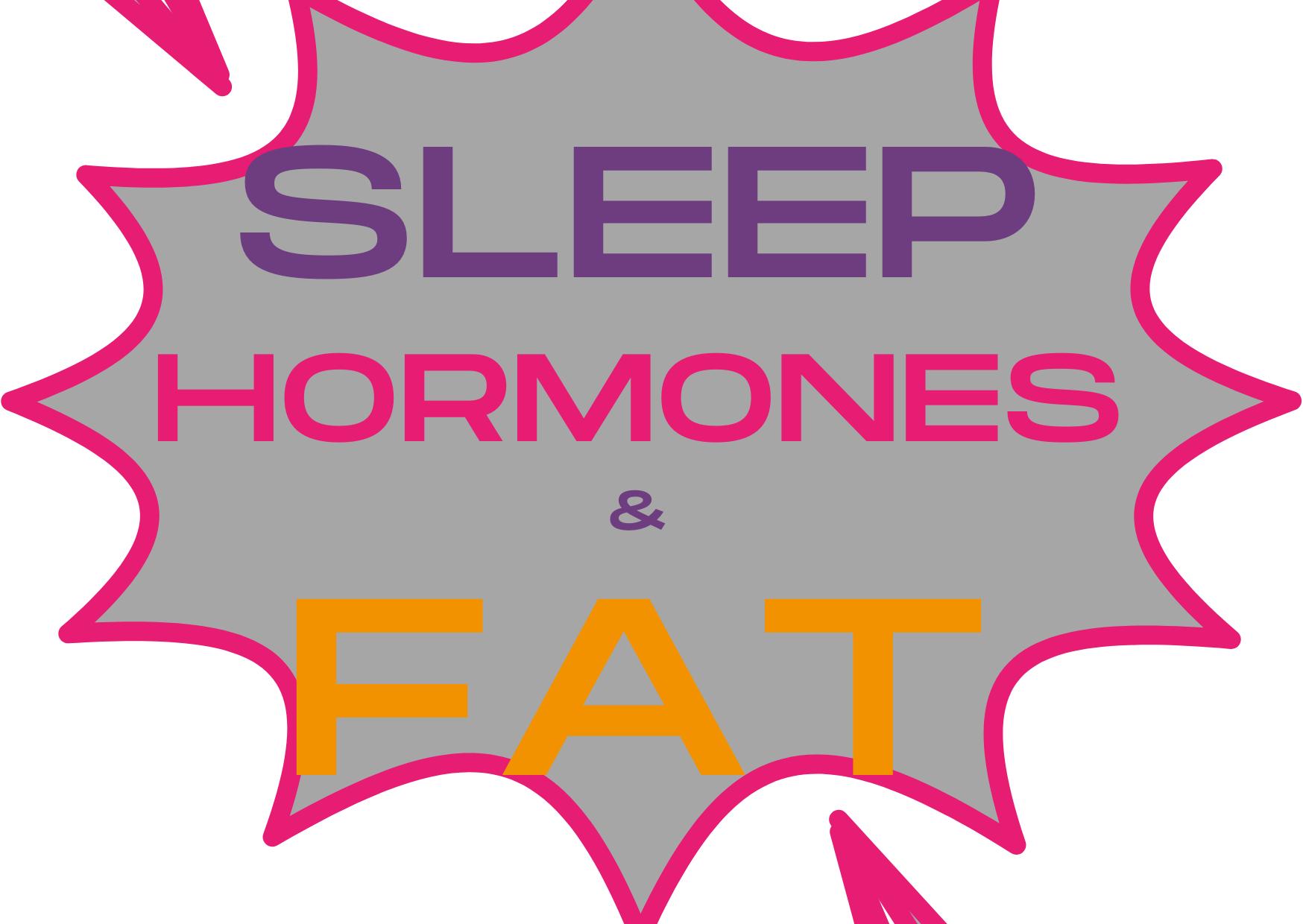 Sleep Hormones Fat