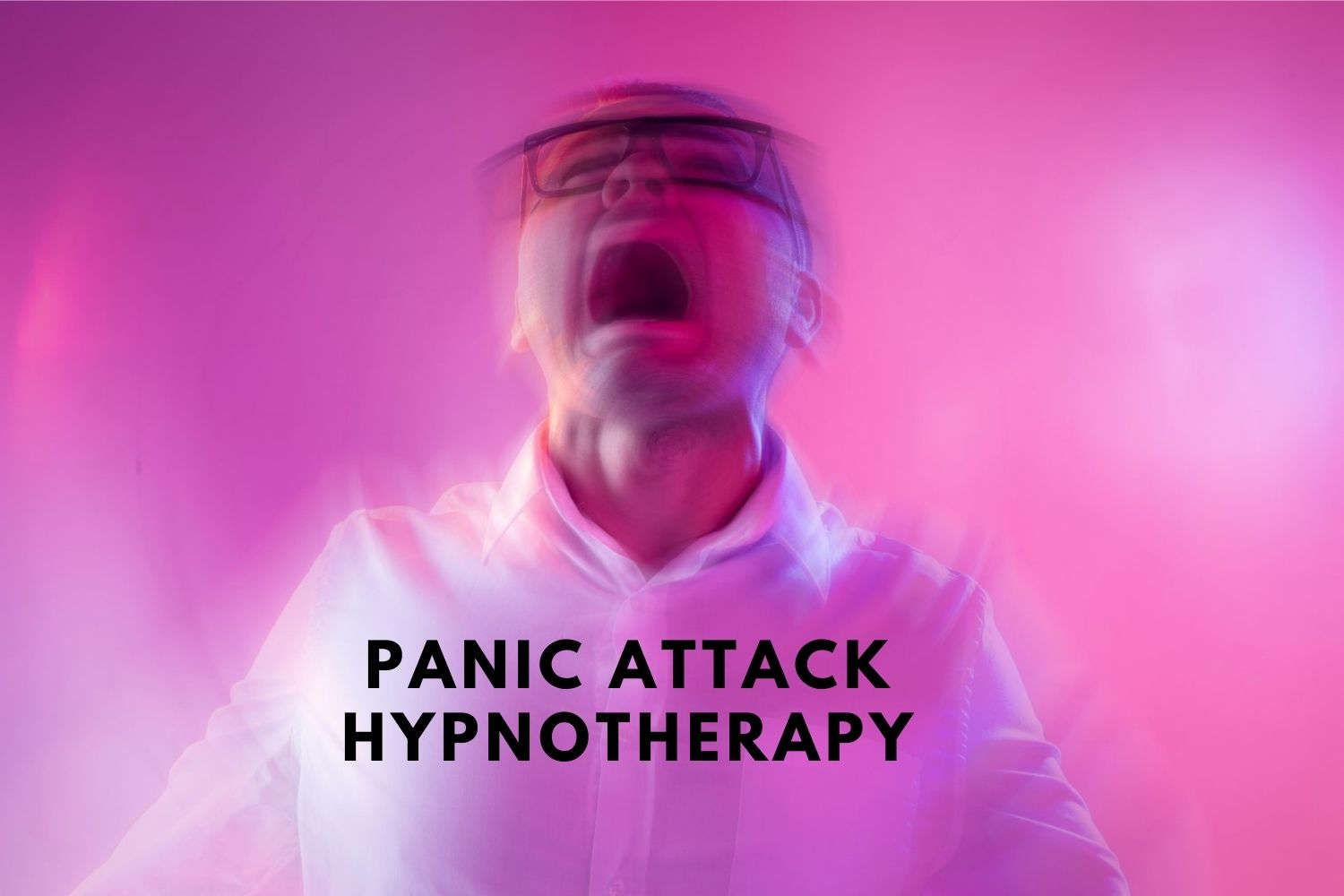 Panic Attack Hypnotherapy